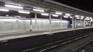 シークレット甲種 西武鉄道001系Laviewキタ!JR茨木駅 2019.10.26