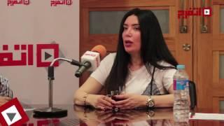 بالفيديو.. عبير صبري: تعاونت مع ممدوح شاهين في أكثر من عمل ولم أواجه صعوبات