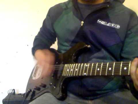 Guitarra Tonante Finder - Tocando Clássicos