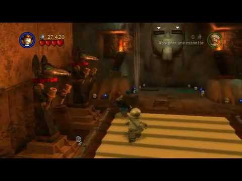 lego indiana jones la trilogie originale wii