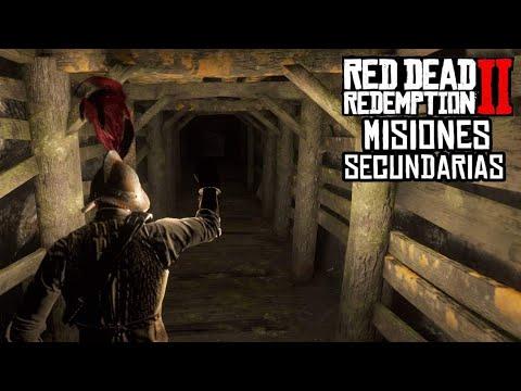 Mas Misiones secundarias y otras cosas - Red Dead Redemption 2 - Jeshua Games thumbnail