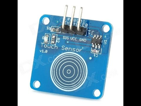 Arduino and Touch Sensor