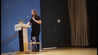 Magnus Nilsson, The Nordic Baking Book -- Book Talk at Scandinavia House