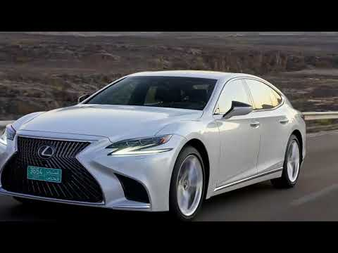 Lexus LS 500h review hybrid luxo saloon tested