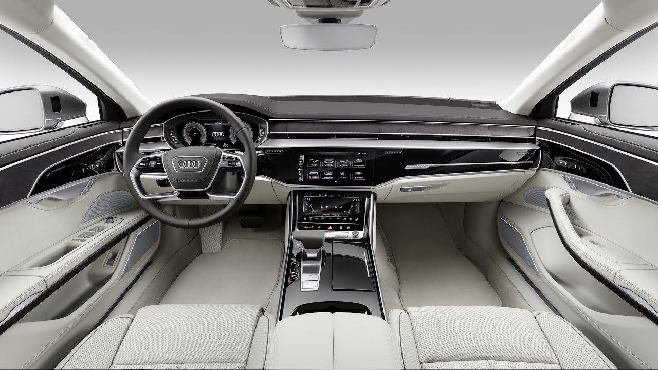New 2018 AUDI A8 - Interior Design | Ready to fight S ...