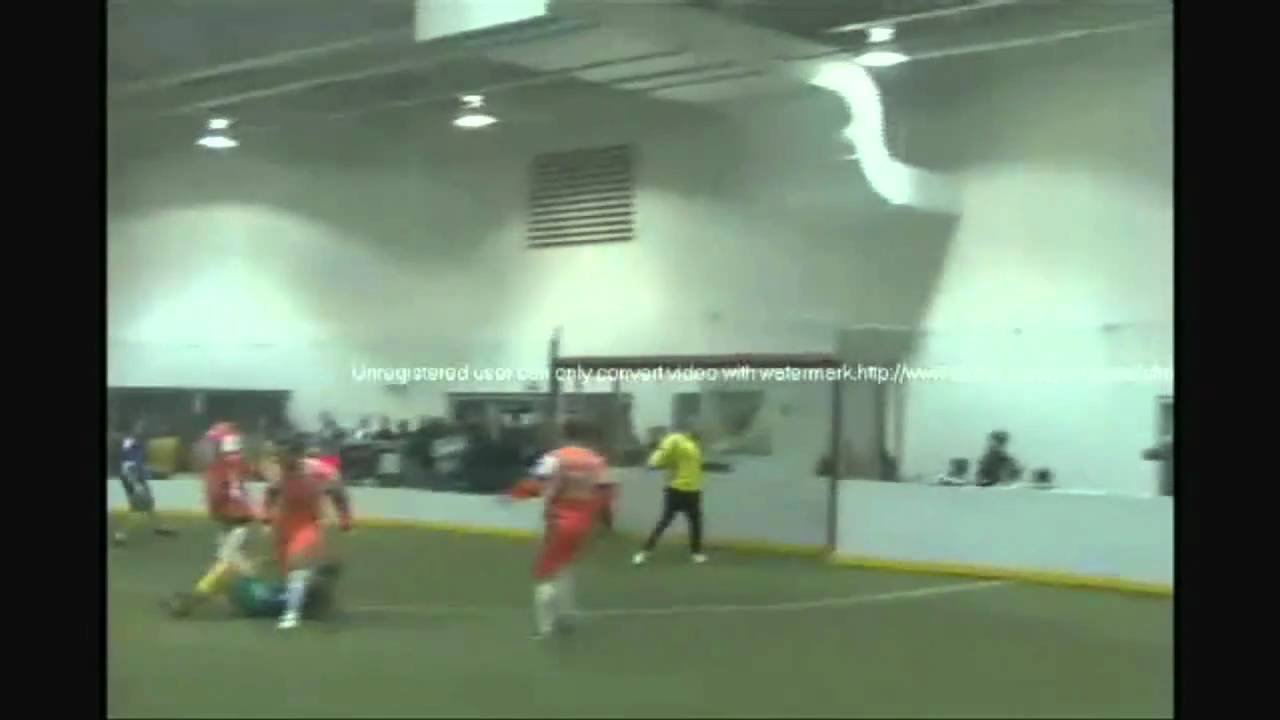 Best Indoor Soccer Goal Ever!!! Official Waza Flo Pro Video - YouTube