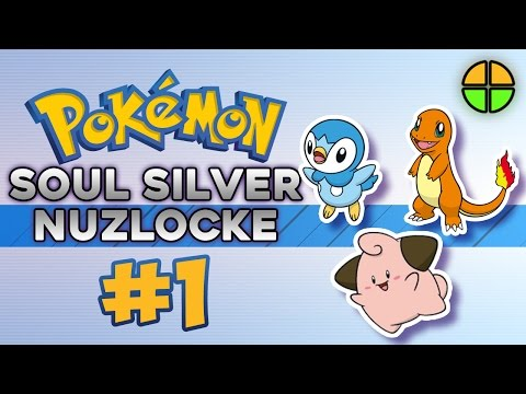 Pokemon Soul Silver Nuzlocke - The Rules of the Game | EP 01 | @TheAltPlay