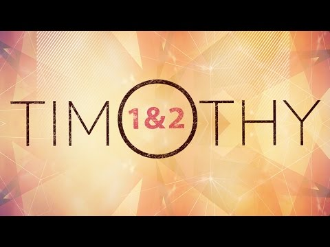 2 Timothy 2:20-26   Vessels of Honor   Rich Jones
