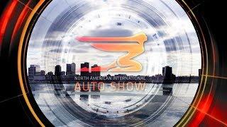 Car-News.TV Magazin Februar 2018 - Automesse Detroit