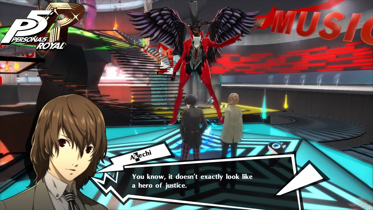 Persona 5 Royal All Confidant Comments On Arsene Youtube During the final battle with yaldabaoth, arsene is sacrificed by breaking the chains that seals satanael. persona 5 royal all confidant comments on arsene
