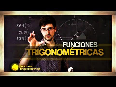 Funciones TRIGONOMÉTRICAS: Sen, Cos, Tan, Csc, Sec, Cotan, Arctan | El Traductor