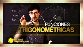 Funciones TRIGONOMÉTRICAS: sen, cos, tan, csc, sec, cotan, ...