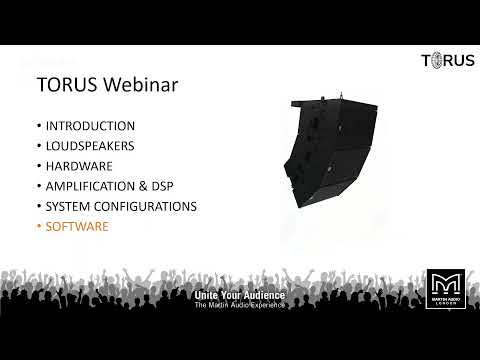 TORUS Training Webinar