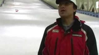 Tiger World Indoor Ski Resort - US Army MWR Trip - Seoul South Korea - Yongsan