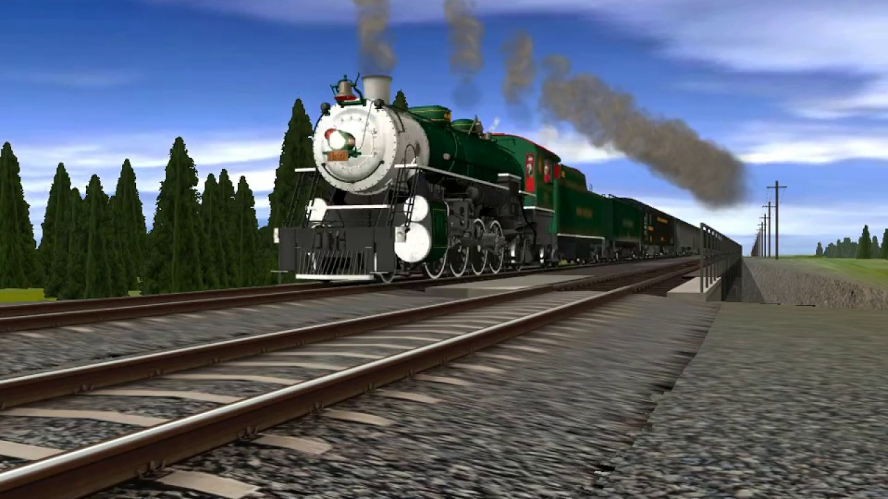 Trainz 12: Chasing Southern 4501 Part I