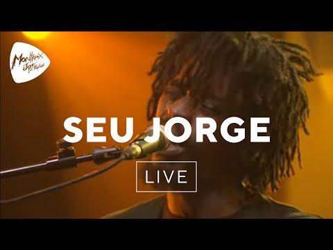Seu Jorge - Tive Razao (Live At Montreux 2005)