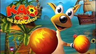 Kao the Kangaroo: Round 2 ★ GamePlay ★ Ultra Settings