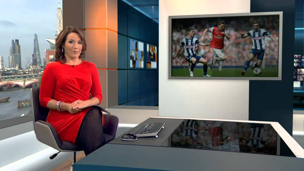 Sascha Williams Itv News London March 2014 Youtube