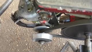 Mbk 51 moteur nitro part2