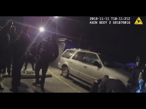 Chris Michaels - Videos released in fatal police shooting of security guard Jemel Roberson