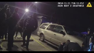 Videos released in fatal police shooting of Robbins security guard Jemel Roberson