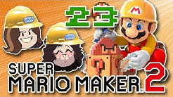 Super Mario Maker 2 - 23 - I'm On A Roll, Baby... Whoops