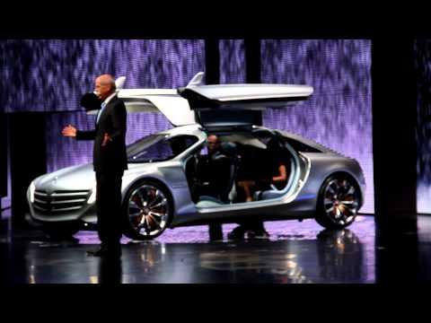 Mercedes Benz F125! concept reveal