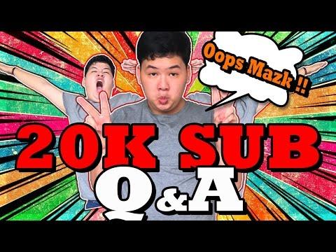 Vlog 1| 20K Subscribers Special ! Trả Lời Câu Hỏi