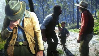 RDR2 Micah Makes John Angry (John Marston Vs Micah Bell) - Red Dead Redemption 2