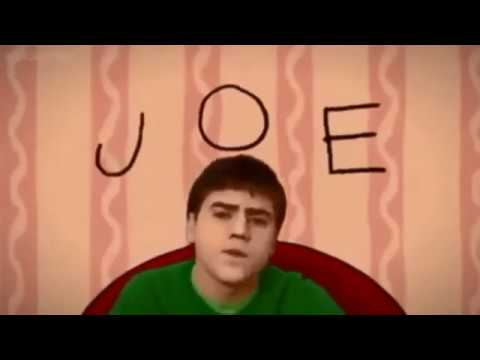Blue's Clues & Blue's Clues UK: - Thinking Time - (Joe & Kevin) - [No Steve Included]