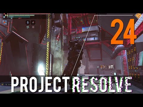 [24] Project Resolve (Let's Play The Surge PC w/ GaLm)