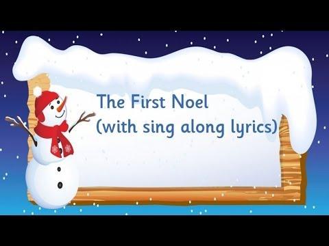 Kidzone - The First Noel