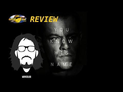 Movie Palnet Review- 149: RECENSIONE JASON BOURNE