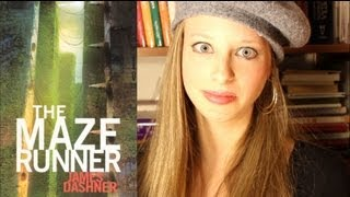 THE MAZE RUNNER BY JAMES DASHNER: booktalk with XTINEMAY