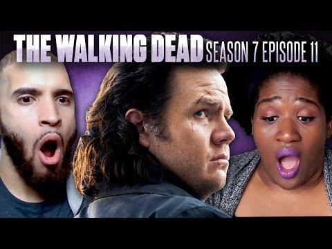 "The Walking Dead: Eugene ""Hostiles & Calamities"" Fan Reaction Compilation!"