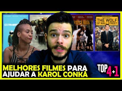 Melhores Filmes para Karol Conká Desenvolver seu Caráter | Top 4+1 | Especial BBB