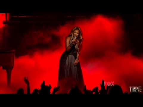 Beyonce - 1+1 (Live @ American Idol 2011)