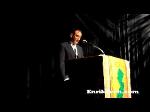 Support Tamil Chair in Harvard University, Tamil speech by Jonathan Ripley..