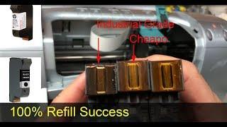 5 Industrial Secrets to Refill HP 45 Cartridge 15 40 2580 C8842A 45si CG339A 51645A B3F58A
