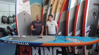 JP AllRoundAir SE Inflatable SUP Board 2018