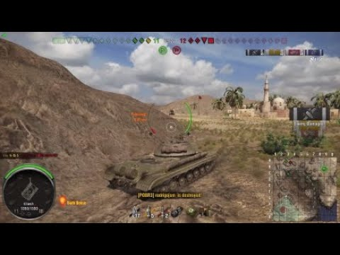 World Of Tanks Console -  IS-5 Mastery (Object 730)