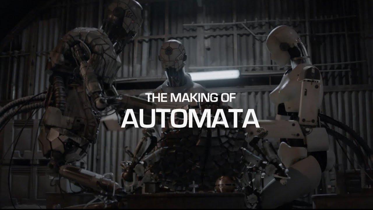 Automata Speciale The Making Of Automata