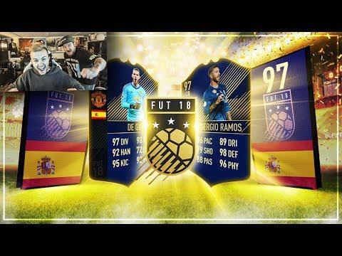 FIFA 18: XXL TOTY Verteidigung PACK OPENING 🔥🔥 ft. DerKeller