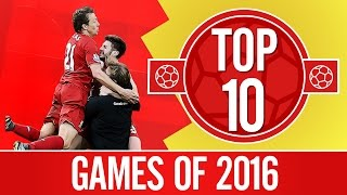 Top 10: Games of 2016