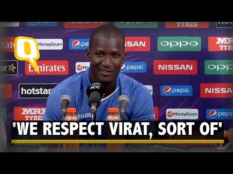 Darren Sammy Isn't Scared of The Virat Challenge