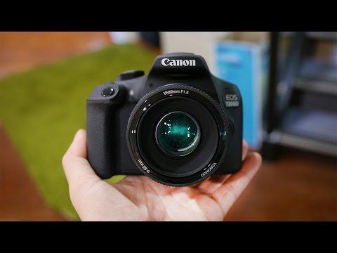 BEST Budget DSLR Camera 2017!