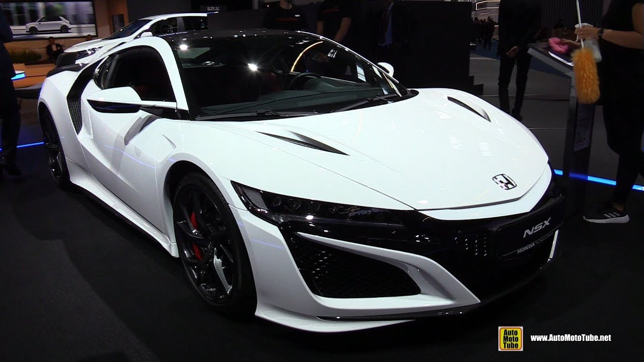 2020 Honda NSX - Exterior and Interior Walkaround - 2019 ...