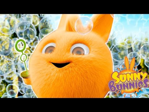 Cartoons for Children | Sunny Bunnies THE SUNNY BUNNIES BUBBLES | Funny Cartoons For Children