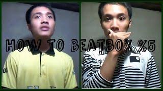 Hướng Dẫn Beatbox Nâng Cao - Vocal Stratch   Crab Stratch