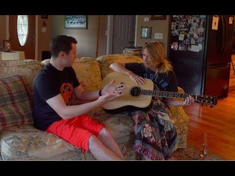 Learning a John Mayer Song
